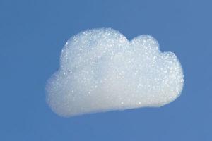 wolkenmacher logo wolken schaumwolke